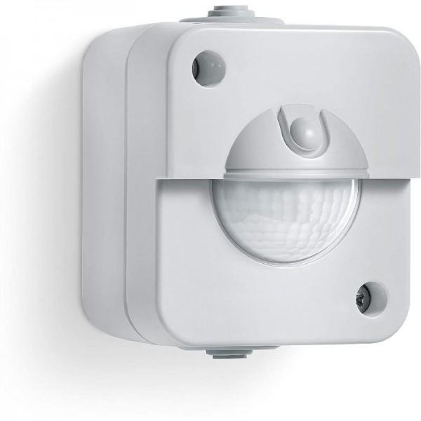 Steinel Bewegungsmelder IR 180 AP easy, Aufputz Sensorschalter, 180° Erfassung