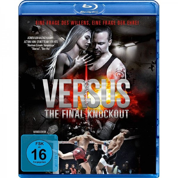 Versus - The Final Knockout [Blu-ray]