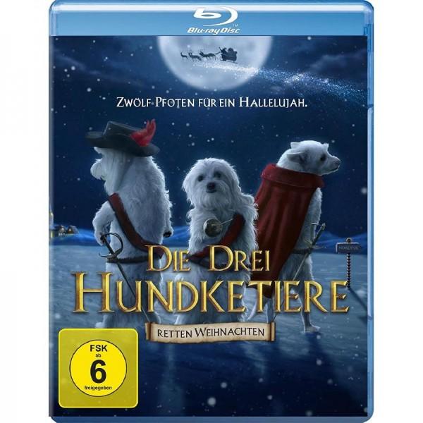Die drei Hundketiere retten Weihnachten [Blu-ray]