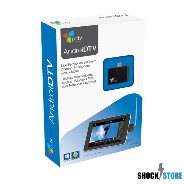 PCTV AndroiDTV 78e - Digitaler TV-Empfänger