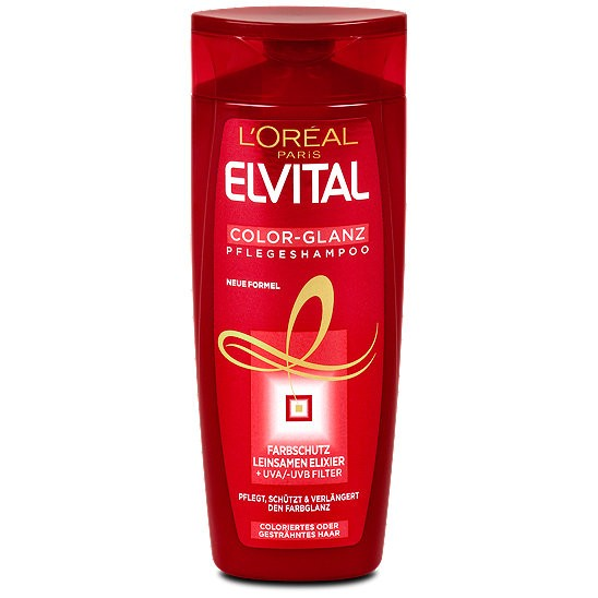 L'Oréal Paris Elvital Shampoo Color Glanz, 400 ml