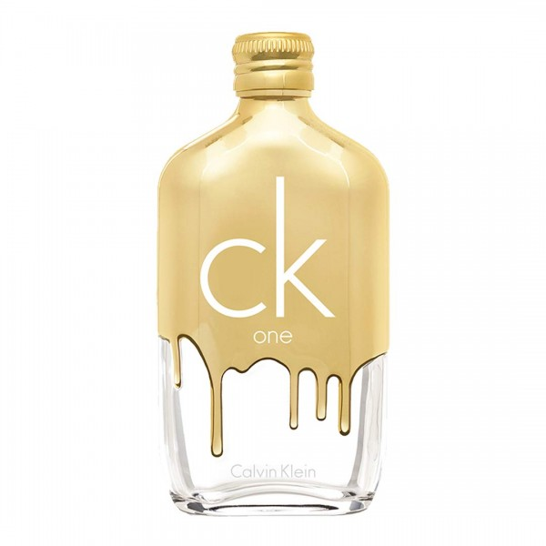 Calvin Klein CK One Gold unisex, Eau de Toilette, Vaporisateur, Spray(1 x 50 ml)