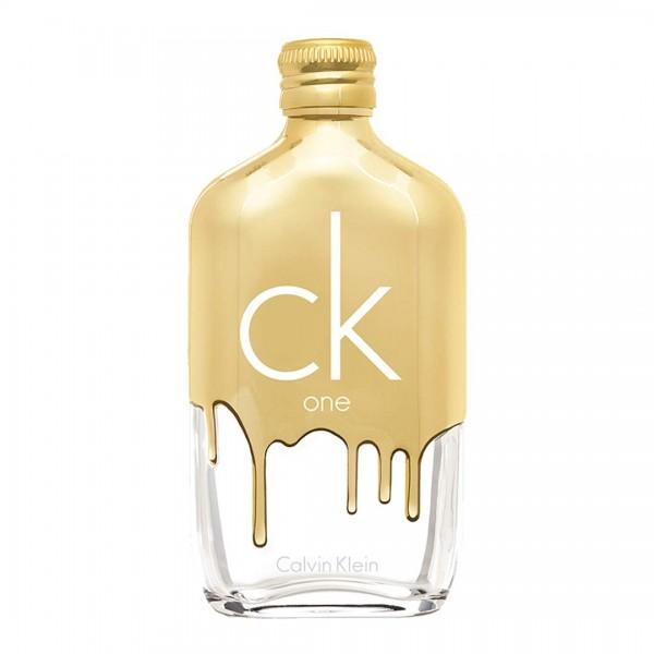 Calvin Klein CK One Gold unisex, Eau de Toilette, Vaporisateur, Spray(1 x 50 ml)
