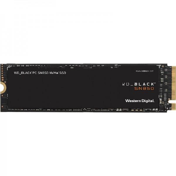 Western Digital Black SSD 500GB SN850 NvMe WDBAPY5000ANC-WRSN