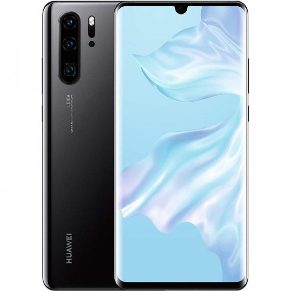 Huawei P30 Pro 128GB, Dual SIM, Handy Black, Android 9.0 (Pie)