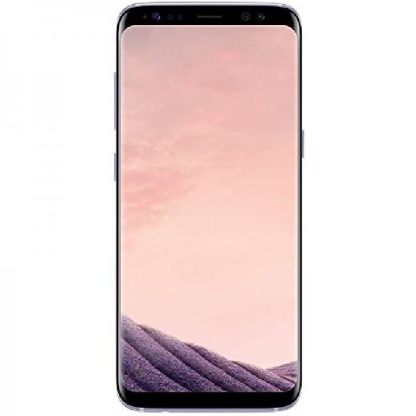 Samsung Galaxy S8 Smartphone (5,8 Zoll) ( 64GB Speicher, Android ) Orchid Grey