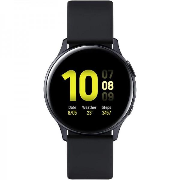 Samsung Galaxy Watch Active2 Fitnesstracker aus Aluminium 40 mm Bluetooth Black