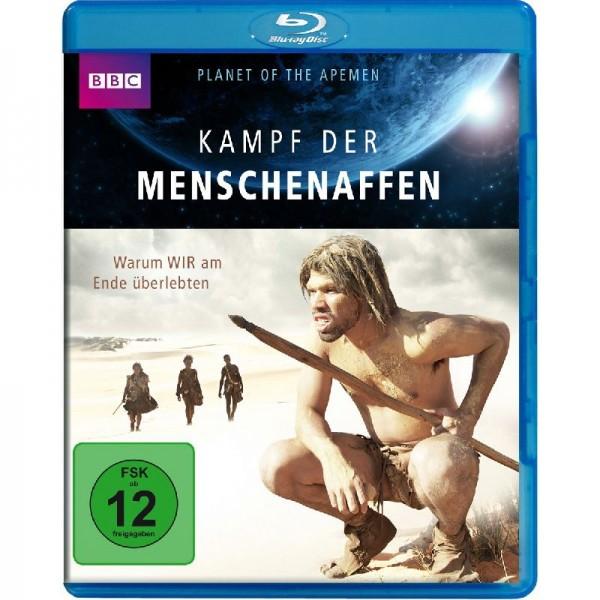 Kampf der Menschenaffen (BBC) [Blu-ray]