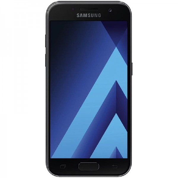 Samsung Galaxy A3 (2017) 4,7 Zoll Touch-Display, 16 GB , Android 6.0) schwarz