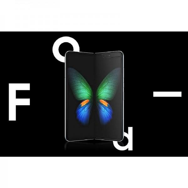 Samsung Galaxy Fold 5G 512 GB Space Silber SM-F907 Faltbar