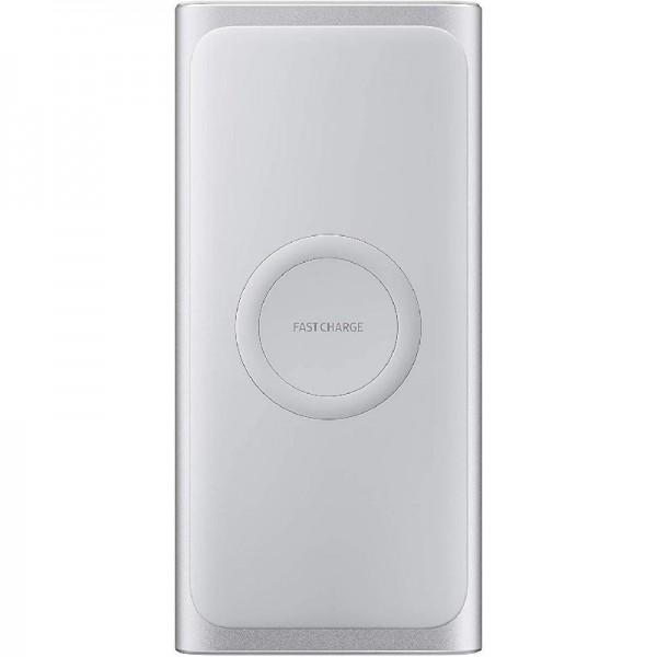 Samsung Wireless Powerbank 10.000 mAh (Type-C), EB-U1200 Silver