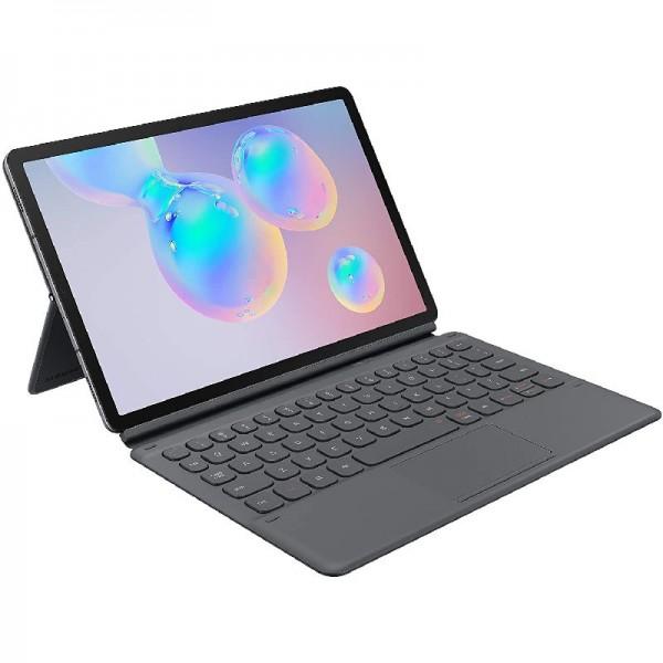 SAMSUNG Book Cover Keyboard Galaxy Tab S6 EF-DT860 Black