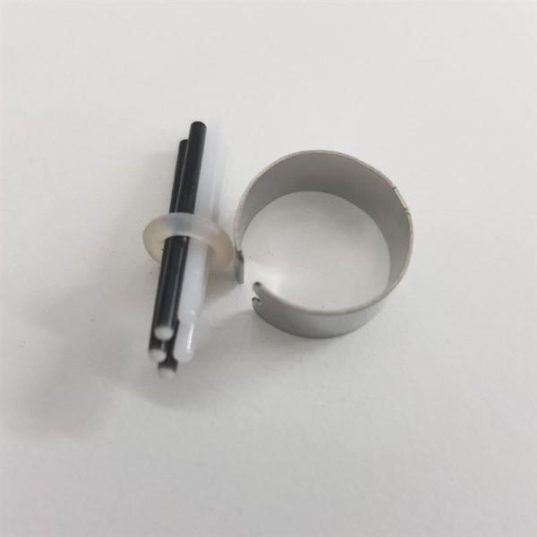 5x Original Samsung Galaxy S-Pen Ersatzspitzen Schwarz und Weiß
