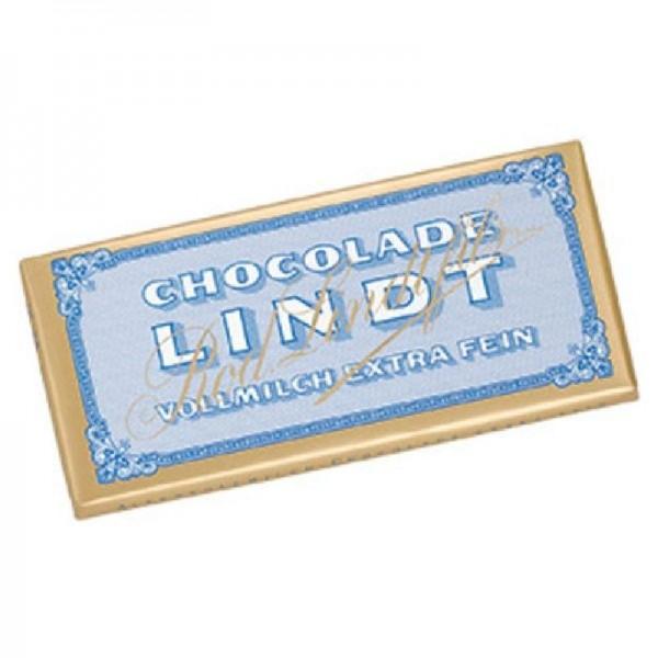 Lindt Schokolade Täfelchen, Vollmilch Extra Fein, 700g