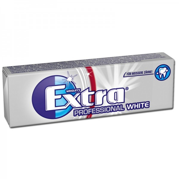 3x Extra Professional White 10er, (3 x 10 Dragees)
