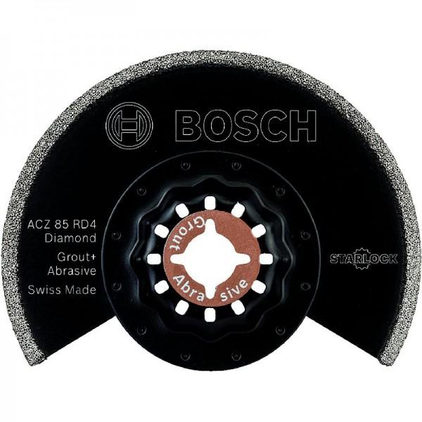 Bosch Segmentsägeblatt für Multifunktionswerkzeuge Starlock (ACZ 85 RD4)