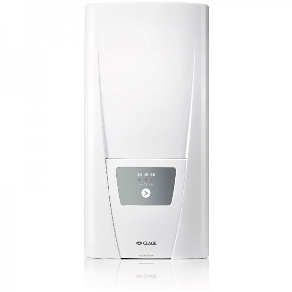 Clage, E-Komfortdurchlauferhitzer DIC, 18/21W, 400V, Energieeffizienzklasse A