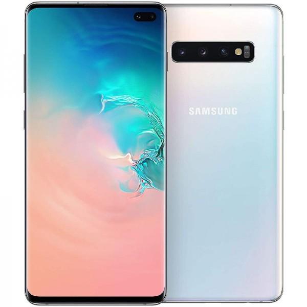 Samsung Galaxy S10+ Smartphone, Weiß, (6.4 Zoll) 512GB, DUOS, 8GB RAM