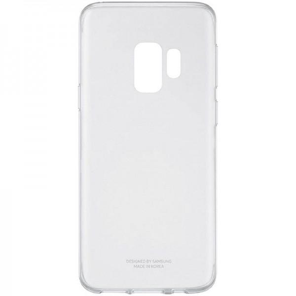 Original Samsung Clear Cover (EF-QG965) für das Galaxy S9+, Transparent