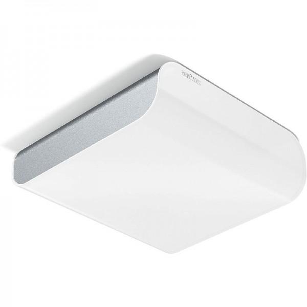 Steinel LED Deckenleuchte RS LED M2 Silber 360° Bewegungsmelder11 W Wandleuchte