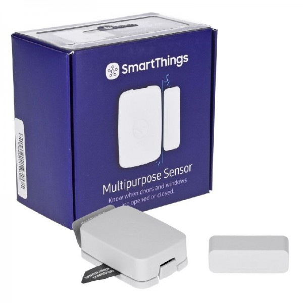 SmartThings Multi Sensor Türen und Fenstersensor für Smarthome Sicherheitssystem