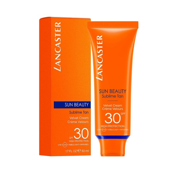 Lancaster Sun Cream Sun Care Sun Beauty 50ml Spf30 One Size