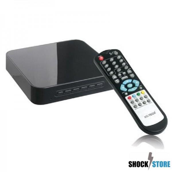 "MS-Tech 2.5"" Tragbarer Multimedia HDD Player MV-1765"