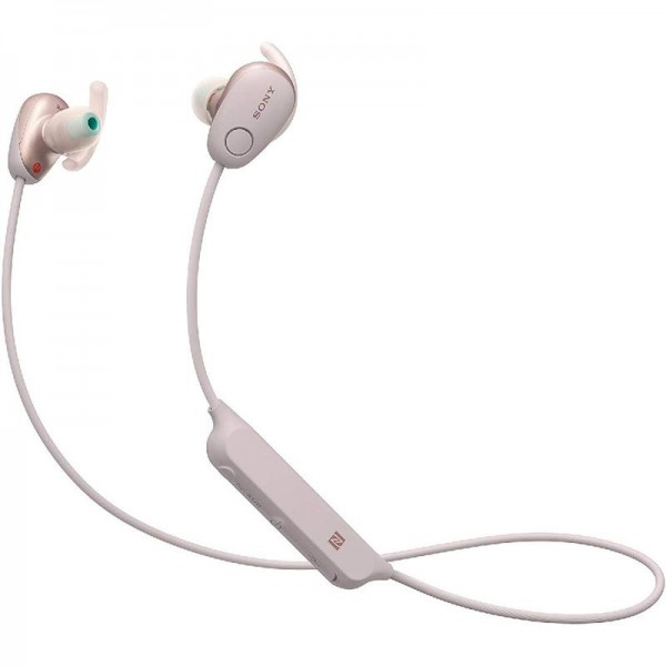 Sony WI-SP600N Sport Kopfhörer (Kabellos, Noise Cancelling) Rosa
