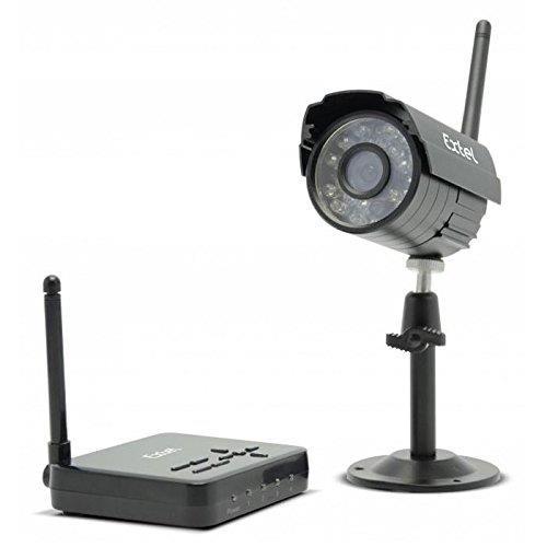 Extel 082602 O REC/Video digital-Kamera, drahtlos