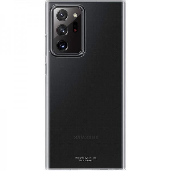 Original Samsung Clear Cover QN985 für Note20 Ultra 5G durchsichtig