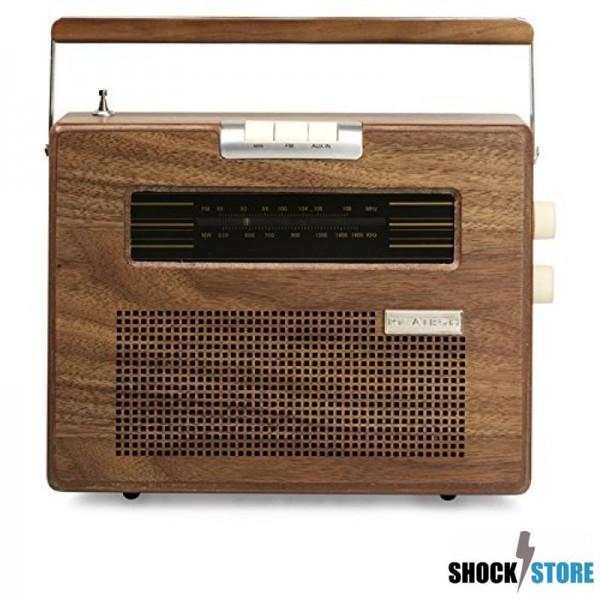 Ricatech PR390 Portable Radio (Audio) Braun