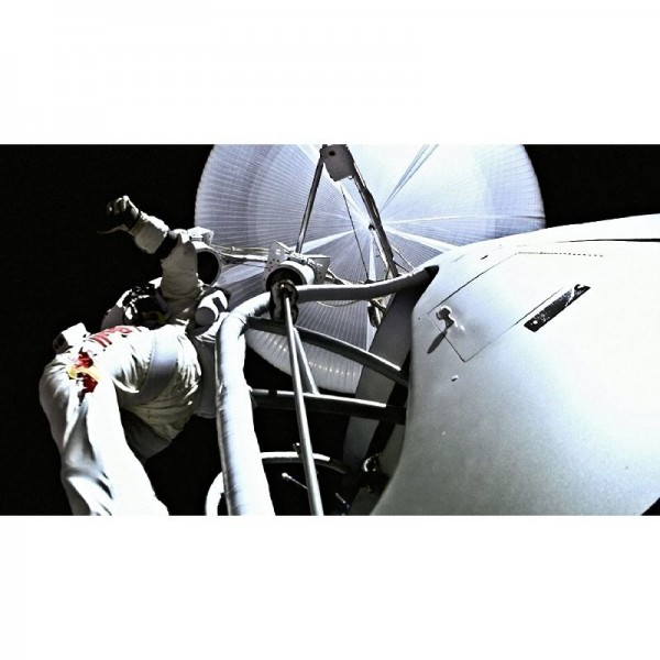 SPACE DIVE - THE RED BULL STRATOS STORY (deutsche Version) Blu-ray, DVD