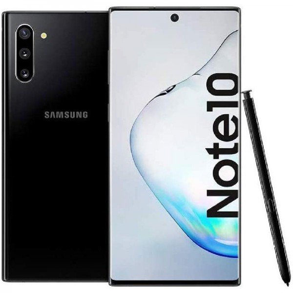 Samsung Galaxy Note 10 Aura Black 256 GB Duos N970F/DS - Schwarz