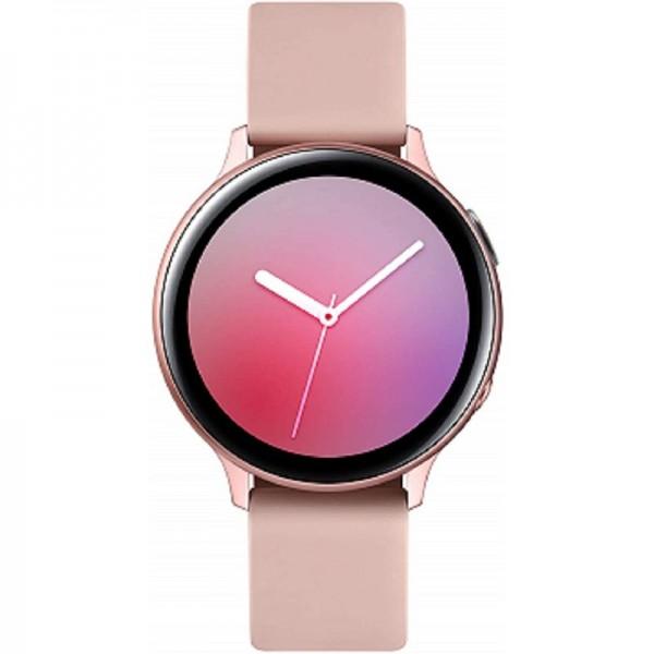 Samsung Galaxy Watch Active2, Fitnesstracker aus Aluminium 44 mm, Bluetooth,Gold
