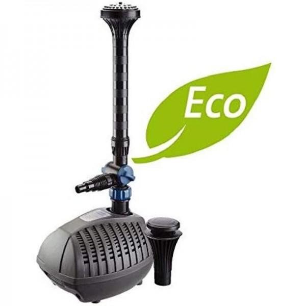 OASE 41927 Aquarius Fountain Set Eco 9500 Wasserspiel Fontänenpumpe für Teiche