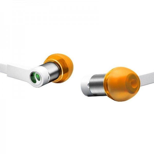 Sony Ericsson MH1 LiveSound Hi-Fi Premium Stereo Headset Weiß/Orange