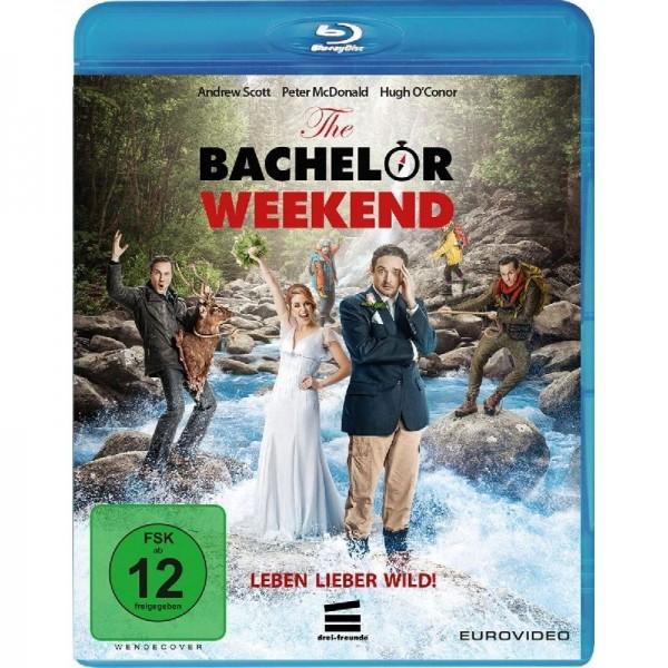 The Bachelor Weekend - Leben lieber wild! [Blu-ray]