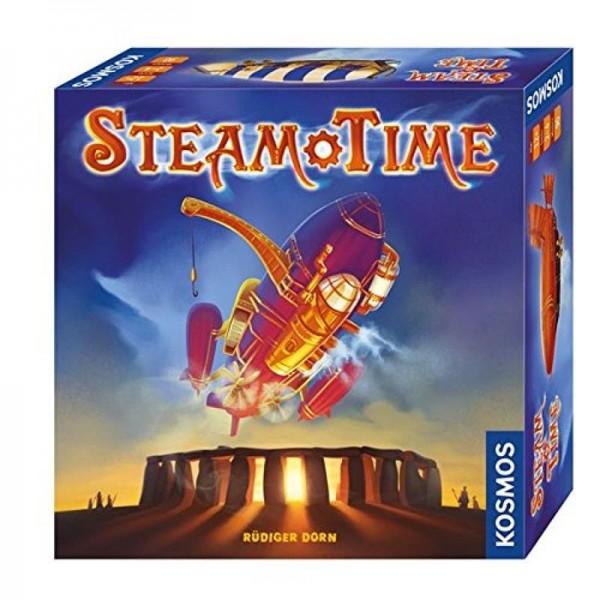 Kosmos 692476 - Steam Time, Strategiespiel