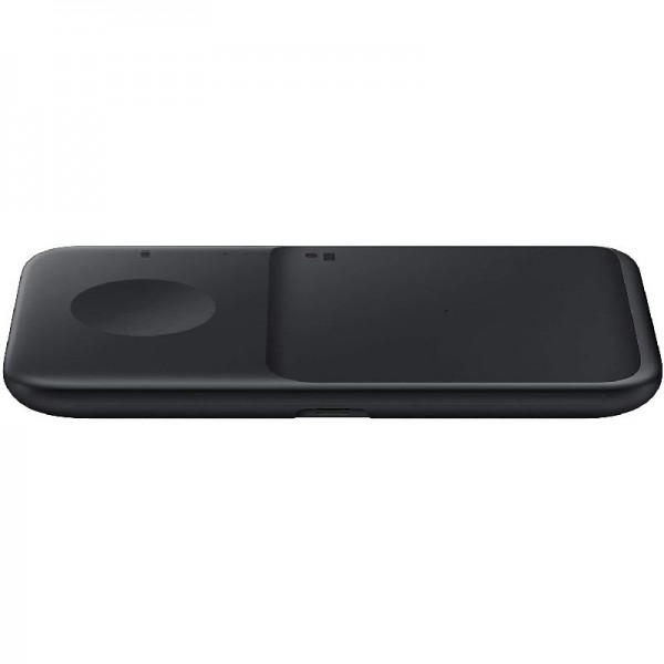 Samsung Wireless Charger Duo EP-P4300T inkl. Ladeadapter, Black