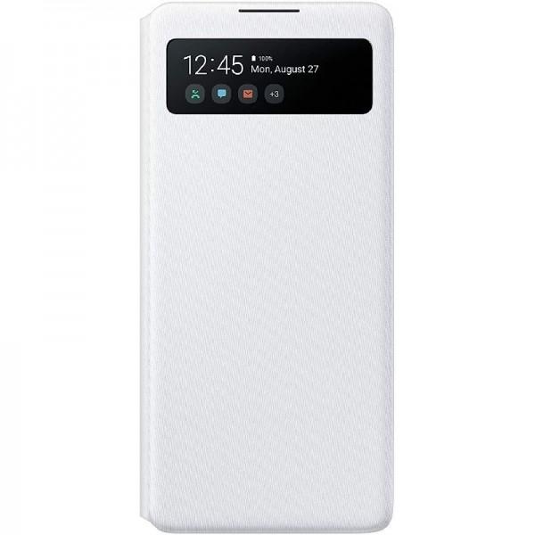 Original Samsung S View Smartphone Cover EF-EG770 für Galaxy S10 Lite