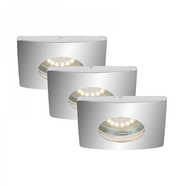 Briloner Leuchten LED Einbaustrahler, Deckenspot, LED Einbauspot