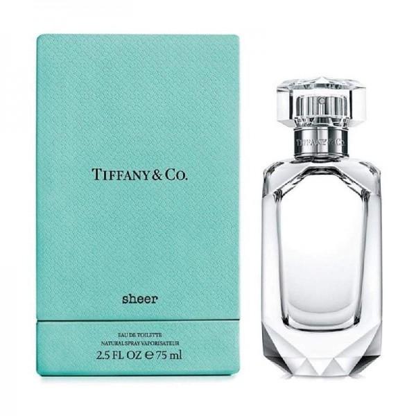 Tiffany & Co sheer Eau De Toilette, 1er Pack(1 x 75 milliliters)