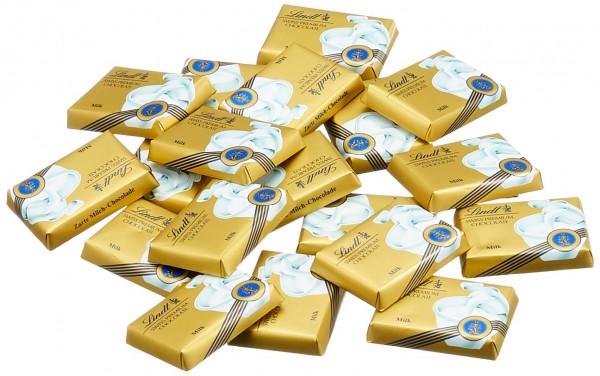 Lindt Naps Milch Gold, 200 Stück, 1er Pack (1 x 1 kg)