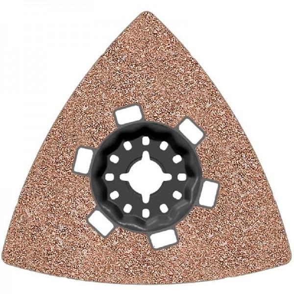 Bosch 2609256 F13 Schleifplatte AVZ 90 RT2 Körnung 20 Zubehör Starlock
