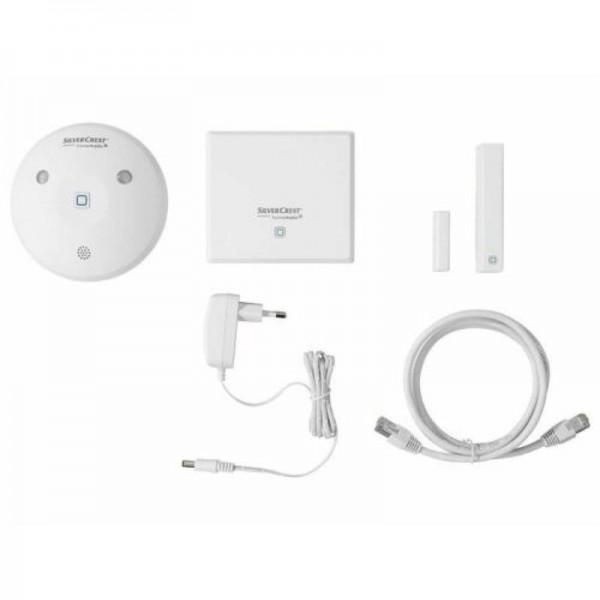 SILVERCREST Smarthome Starteset Sicherheit by Homematic IP HmIP-SK2-B1