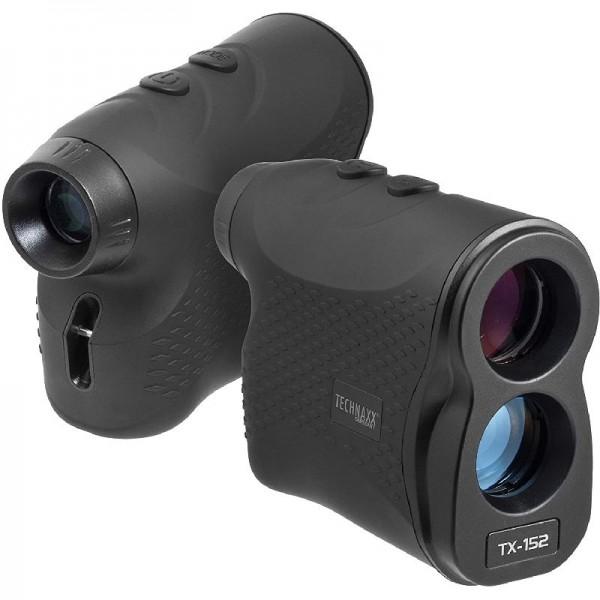 TECHNAXX TX-152 Laser Entfernungsmesser mit Geschwindigkeitsmessung