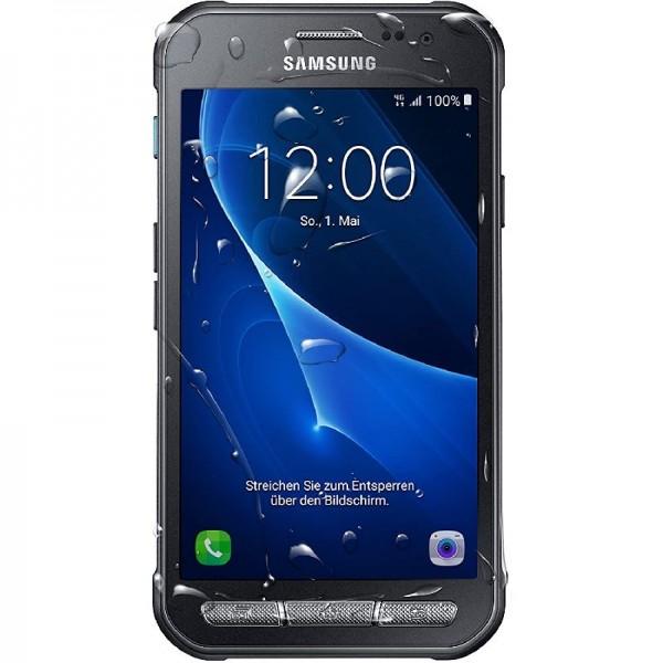 Samsung Galaxy Xcover 3 SM-G389F, 8 GB, Android 6, 4,5 Zoll Dunkelgrau
