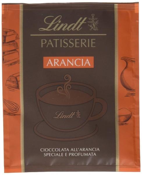 Lindt Trink-Chocolade, Orange, Trinkschokolade im 20g Portionsbeutel, 25er Pack, Getränkepulver (25
