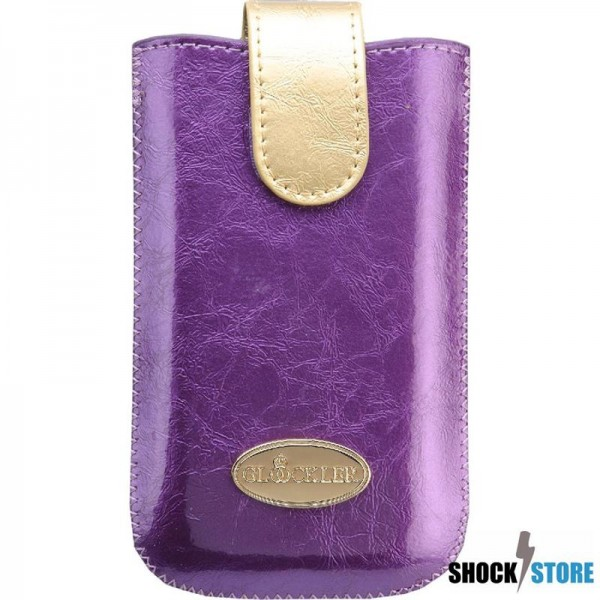 Samsung Galaxy S 3 Handytasche Harald Glööckler Royal Purple