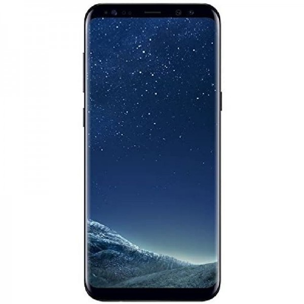 Samsung Galaxy S8 Plus (6,2 Zoll) ( 64GB Speicher, Android ) Midnight Black